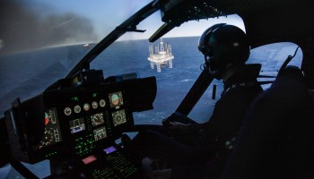 EC135 Flight simulator experience 15 min